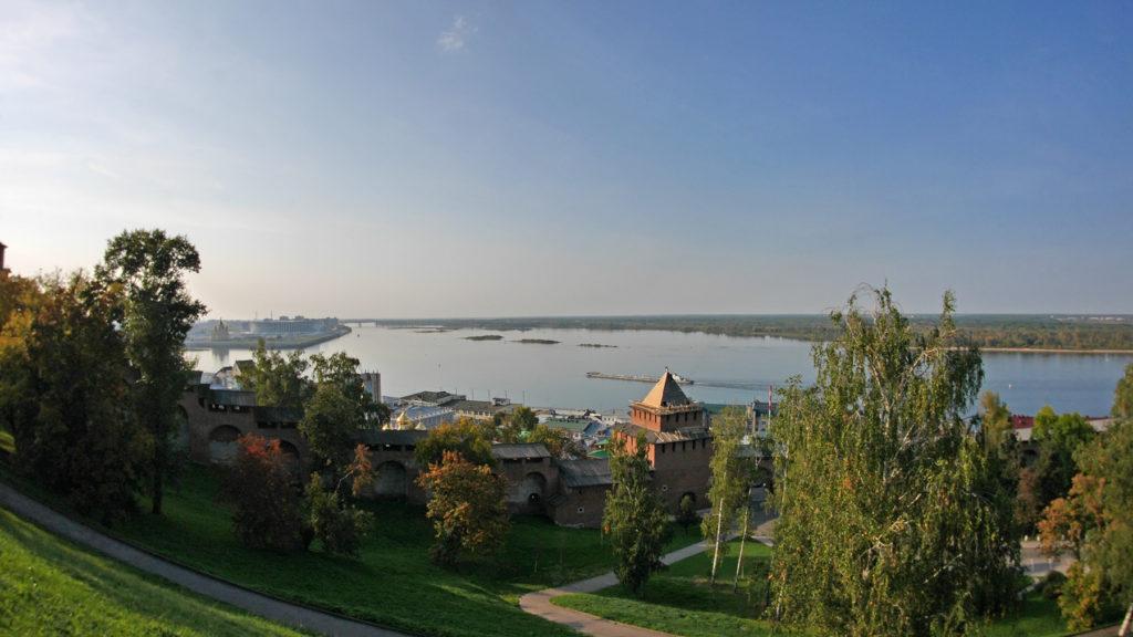 View from Kremlin