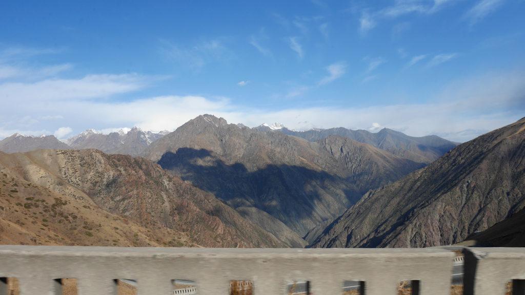From Bishkek to Arslanbop