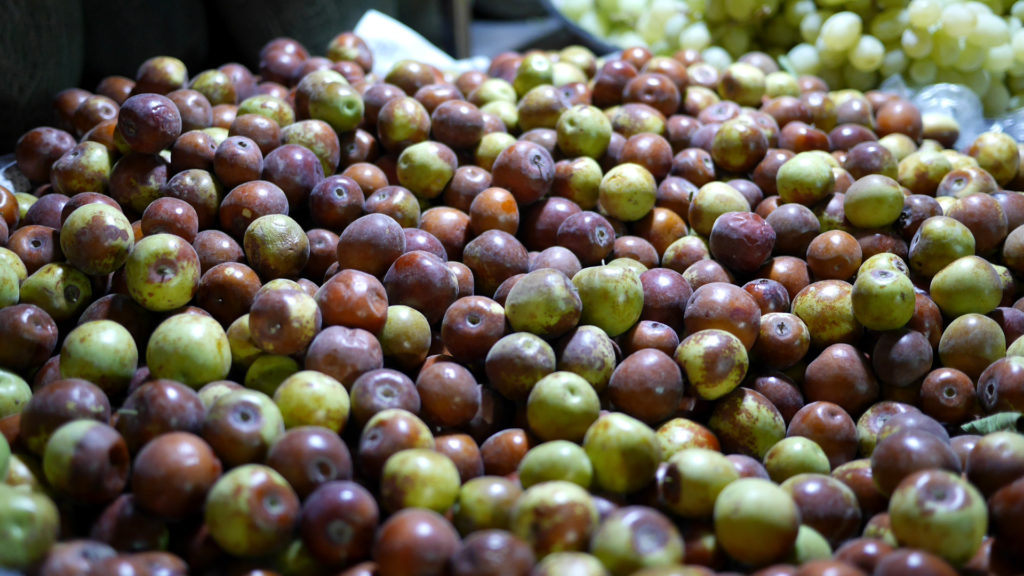 Can you overdose on jujube? Dr. Google couldn't give us a clear answer