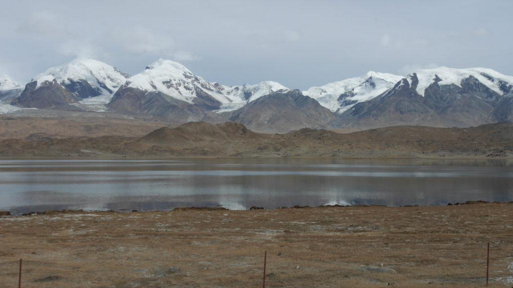 The Karakul Lake