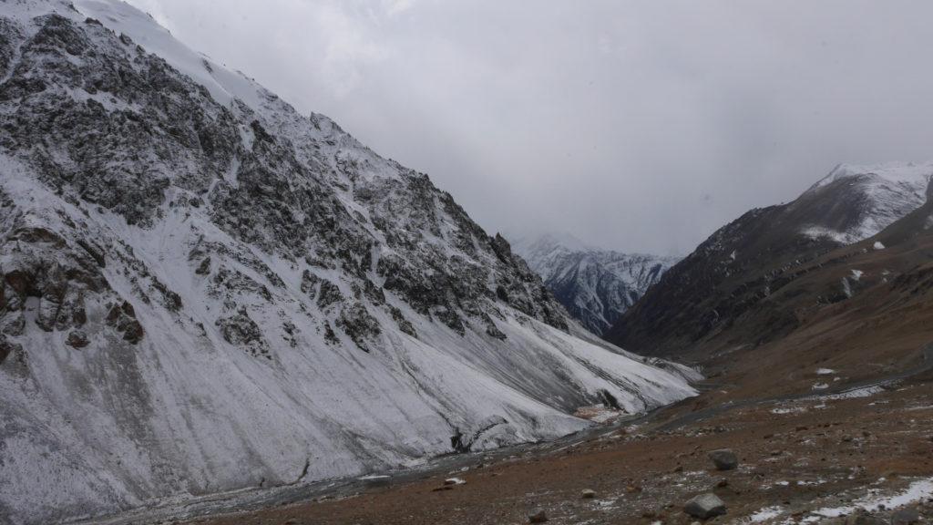 Ohitettiin maailman korkeimpiin kuuluvia vuoria