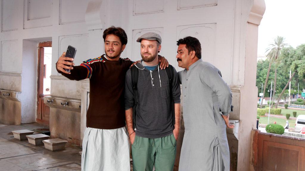 Yksi päivän tuhannesta selfiestä