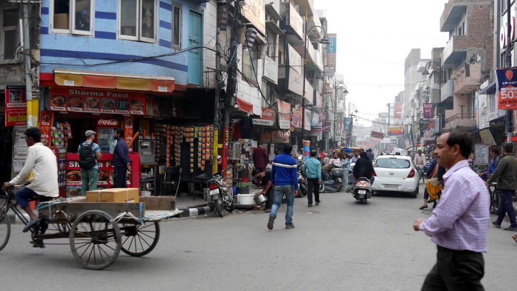 Streets of Amritsar