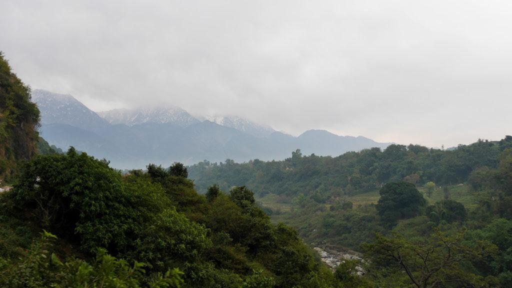 Hello Himalayas!