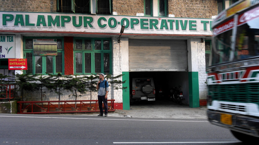 Palampur Co-operative Tea Factory