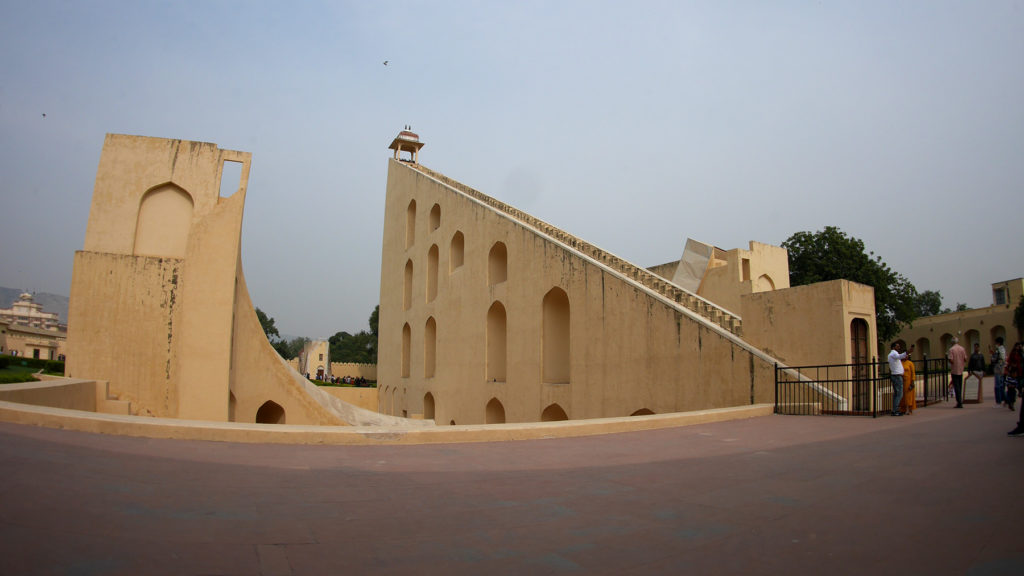 World's largest sundial