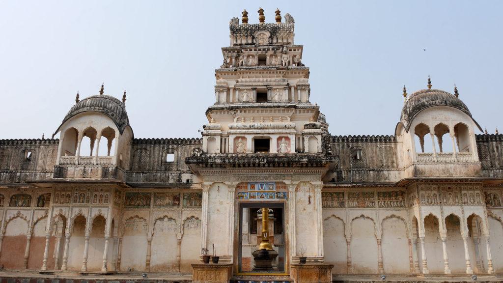 Der Tempel, den wir nicht betreten durften