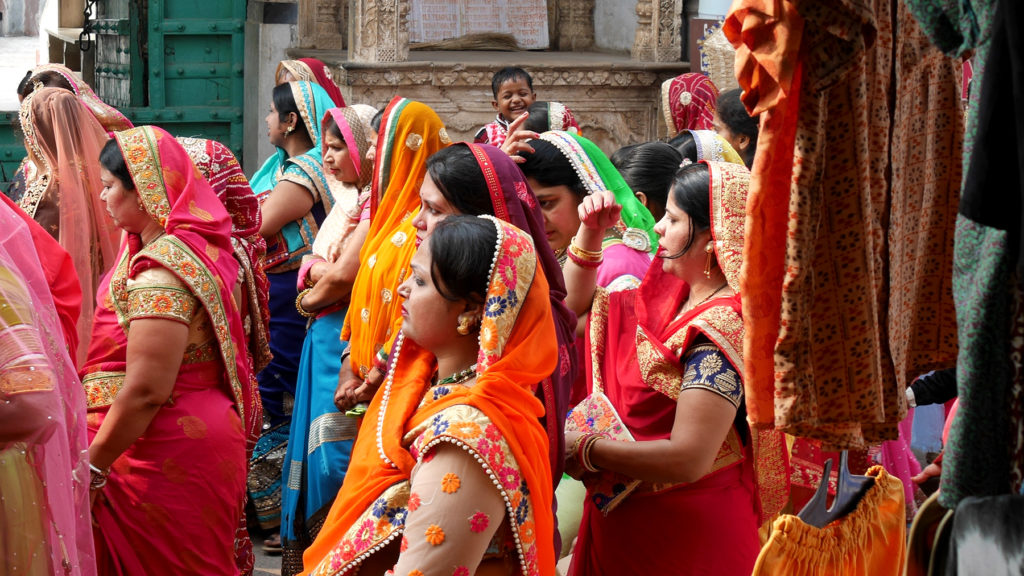 Women of Pushkar