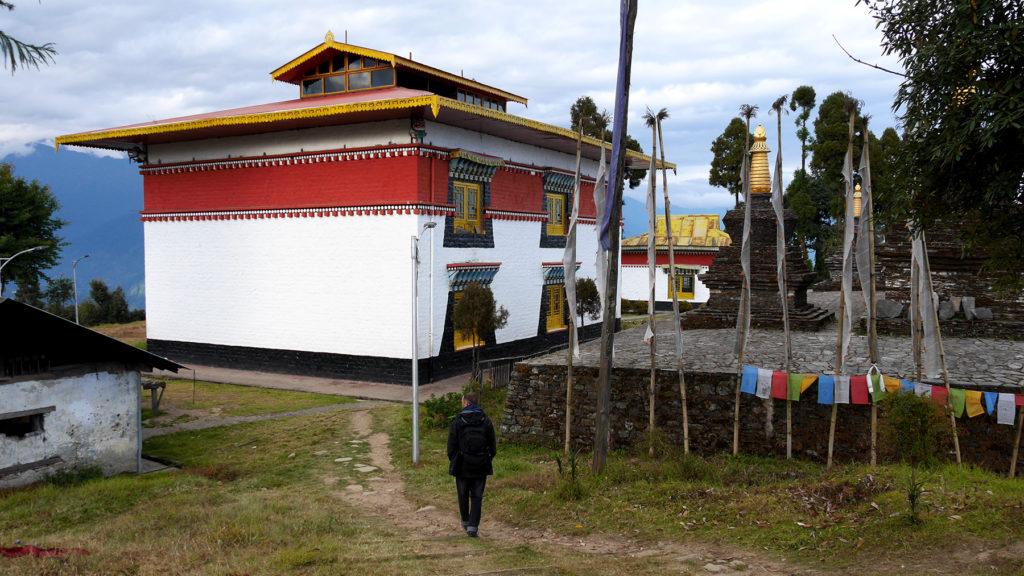 Sikkim's oldest monastery