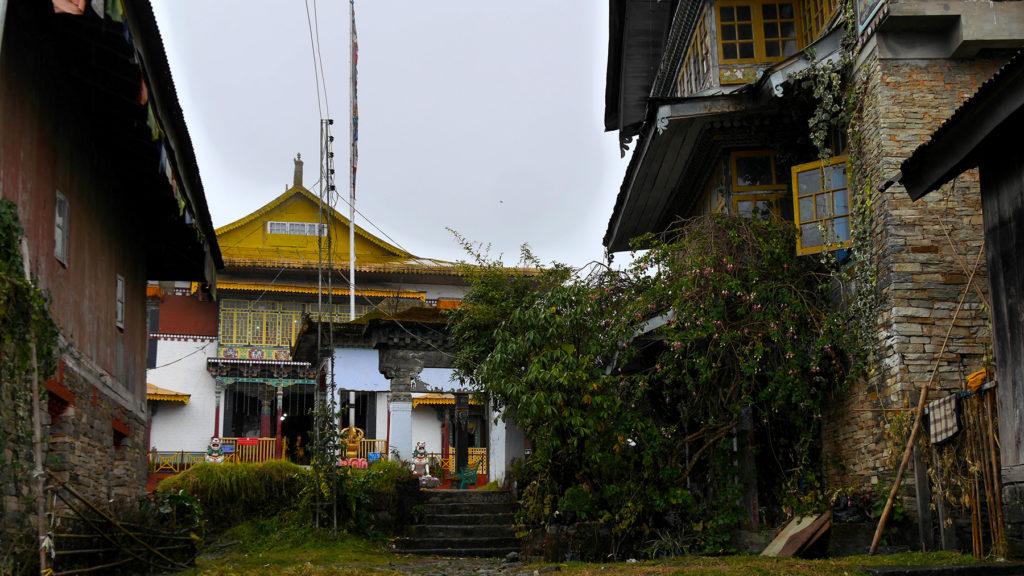 Pemayangtse Kloster