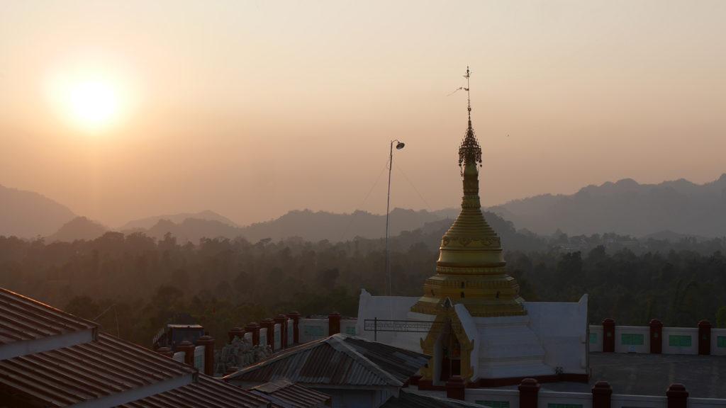 Shwe Pwint Lin Pagoda