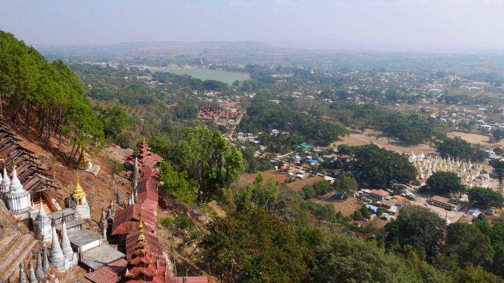 Pindaya Town