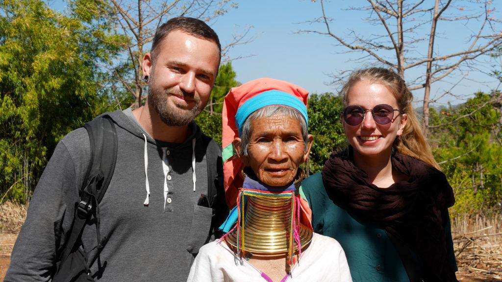 Der Besuch bei den Kayan Lahwi war ein besonderes Erlebnis