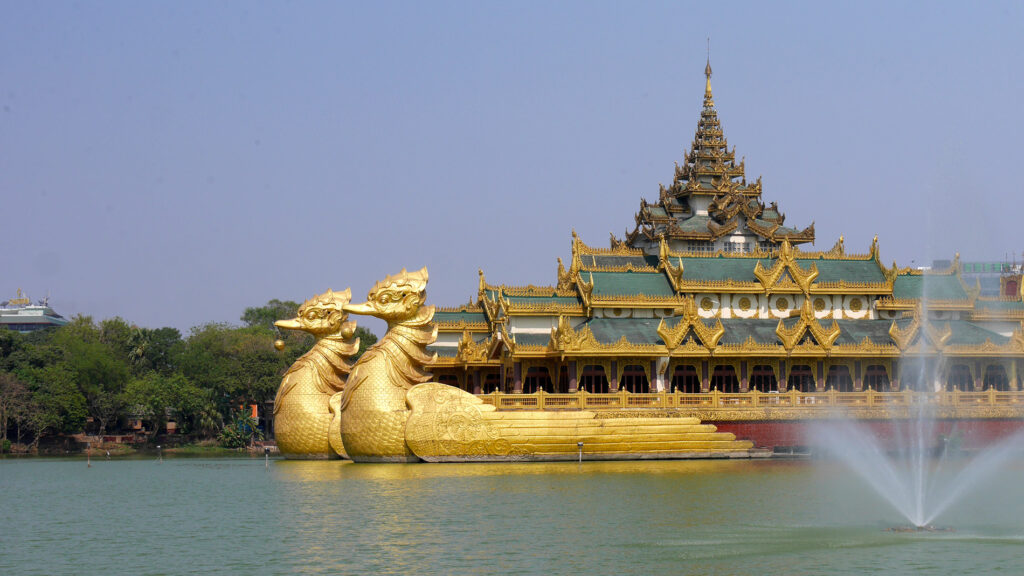 The boat palace